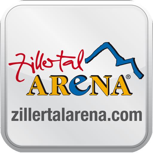 iZillertal Arena LOGO-APP點子