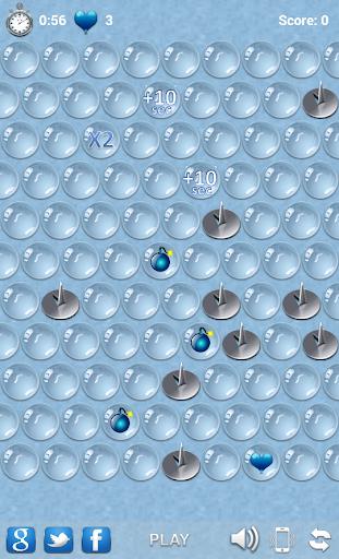 泡沫包装:崩溃了的气泡