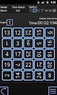 Numbers Attack!- screenshot thumbnail