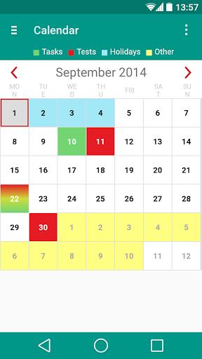 【免費教育App】Classmate - Schedule & Notepad-APP點子