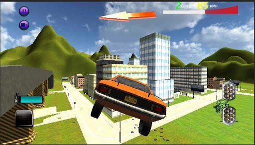 模擬肌肉車