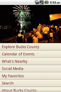 Visit Bucks County - screenshot thumbnail
