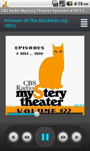 CBS Radio Mystery Theater V.22