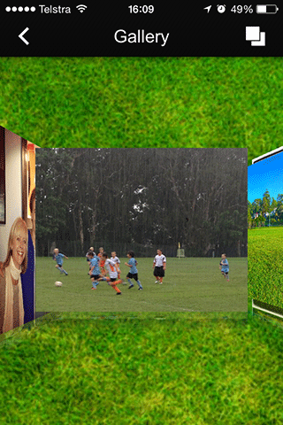 Terrigal Football Club- screenshot