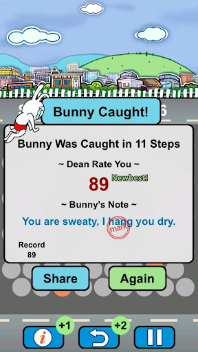 玩免費解謎APP|下載活捉越狱兔 - 围住神经猫 功能增强版 app不用錢|硬是要APP