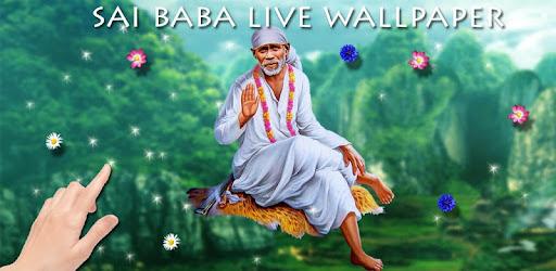 Sai Baba Live Wallpaper Apps On Google Play