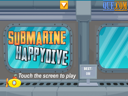 Submarine 2D- screenshot thumbnail