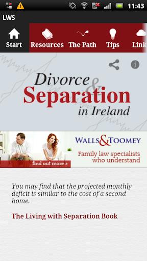 Divorce Separation - Ireland