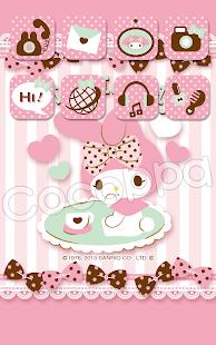 icon & wallpaper CocoPPa - screenshot thumbnail
