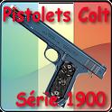 Pistolets Colt 1900 expliqués icon