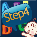 Toddler English Step 4 EzNet logo