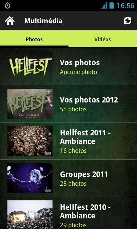 Hellfest Open Air - screenshot