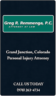 Greg Remmenga Accident HelpApp- screenshot thumbnail