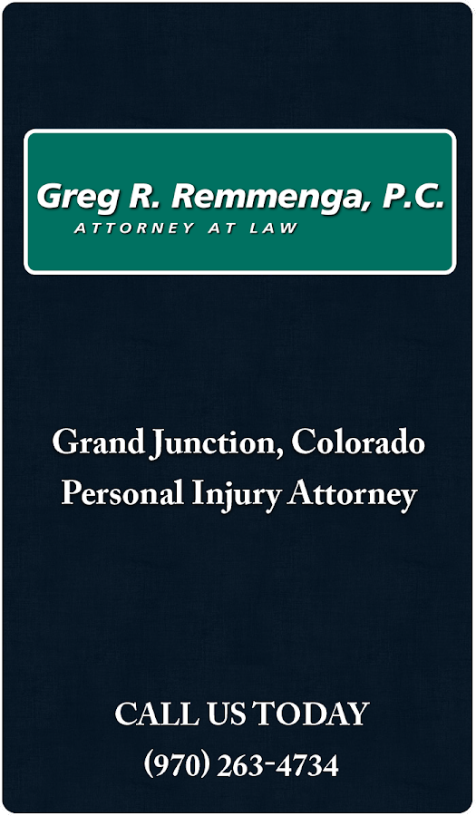 Greg Remmenga Accident HelpApp- screenshot