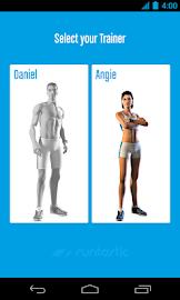 Runtastic Six Pack Abs Workout Screenshot 1