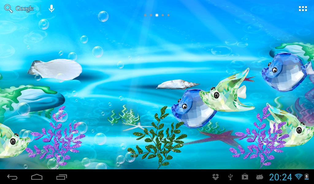 crystal fish aquarium - photo #5