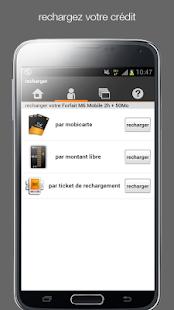 Orange et moi, l'espace client - screenshot thumbnail