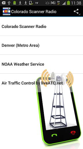 Scanner Radio Colorado FREE