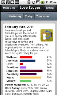 Love Horoscopes- screenshot thumbnail