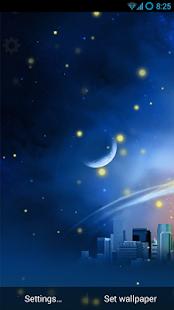 Ramadan Live Wallpaper screenshot