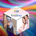 3D Gallery Live Wallpaper icon