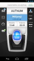 Screenshot of m.Parking
