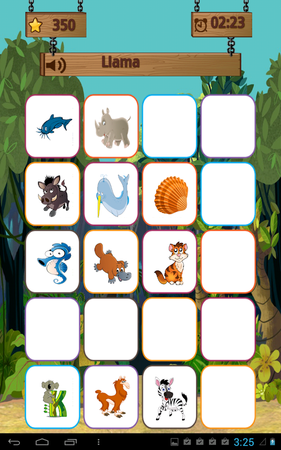 Animal Find - screenshot