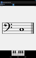 Screenshot of Music Note Tutor Free