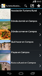 Campos. Rural tourism Majorca- screenshot thumbnail