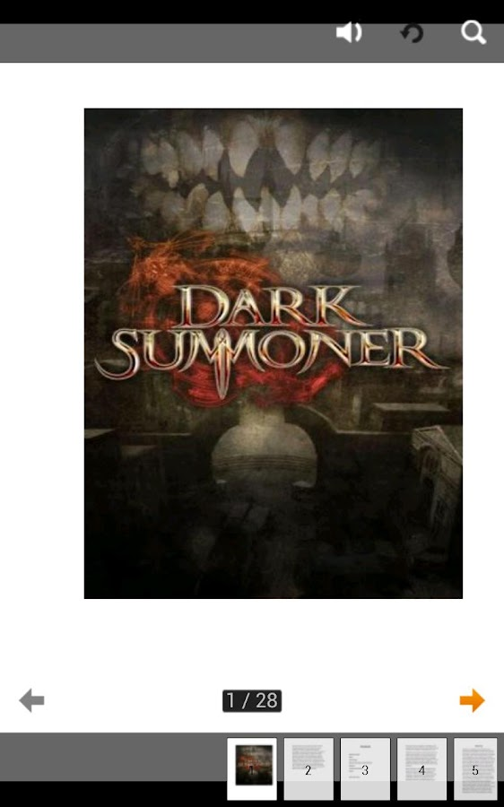 Dark Summoner Guide - screenshot