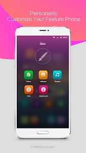 360 Launcher-Fast, Free Themes v7.1.5
