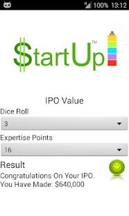 StartUp - screenshot thumbnail