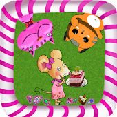 Cats And Mice Free-Kids Game