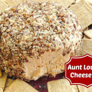 Louise's Cheese Ball.