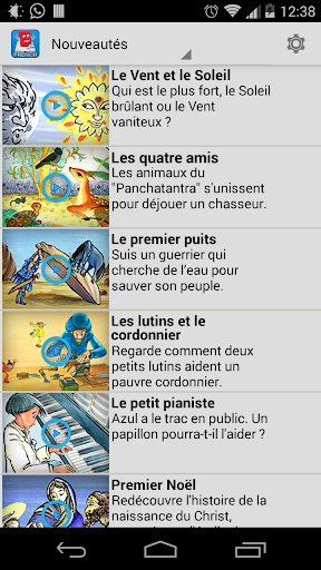 BookBox French