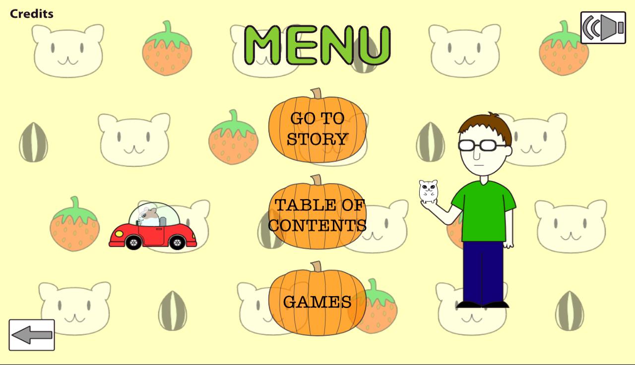 Hamsters and the Pumpkin Seeds - screenshot