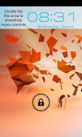 Screenshot of ICStock Pro - MagicLockerTheme