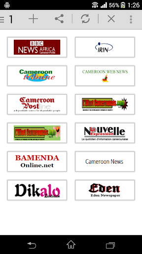 All Newspaper of Cameroon
