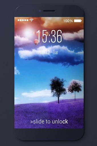 Galaxy Phone Lock