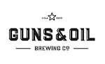 Logo of Guns Oil Maverick Lager