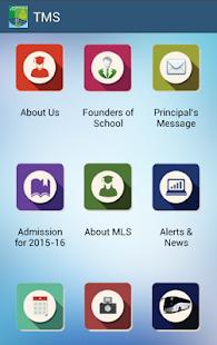 The Millennium School Surat screenshot
