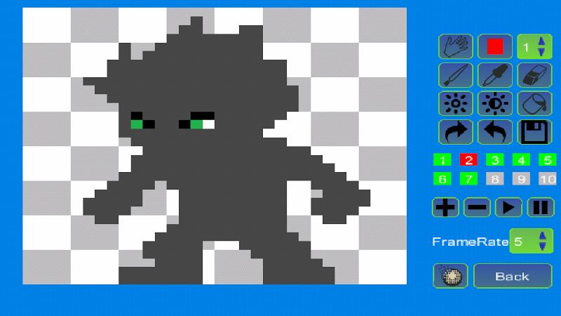 Pixel Animator:GIF Maker Screenshot 5