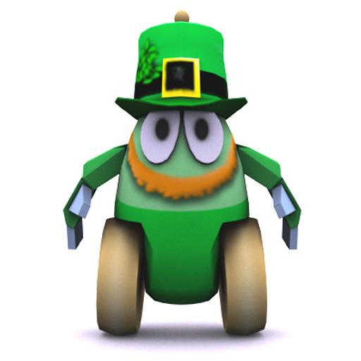 TileStorm: Eggbot's Irish Adventure