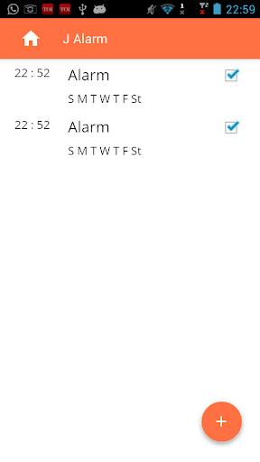 Just Alarm