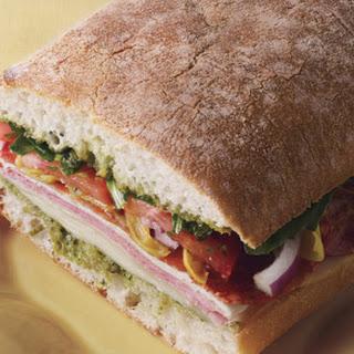 End-of-the-Week Deli Sandwich.
