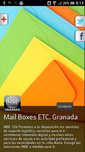 Mail Boxes ETC. Granada
