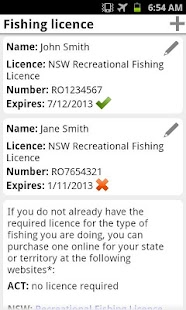 My Fishing Mate Australia - screenshot thumbnail