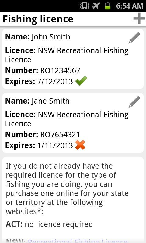 My Fishing Mate Australia - screenshot