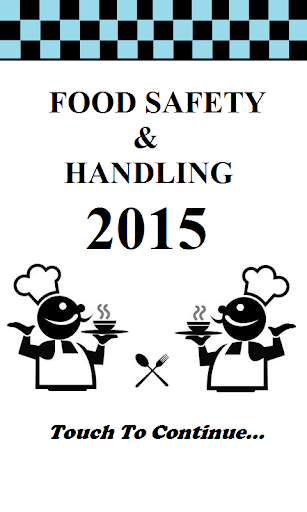 Food Handlers Permit Exam 測驗