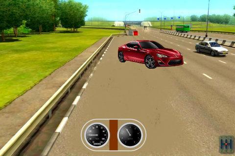 Racing Driver Speed HD